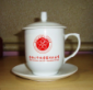 上海茶杯定制茶杯加工LOGO加工